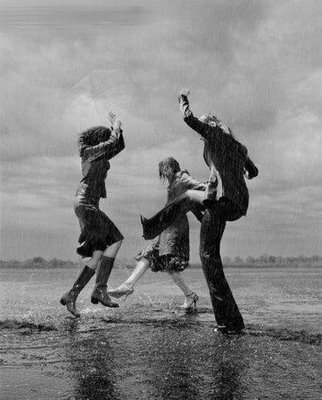 Inspirational Quote And Photo Of The Day Dancing In The Rain