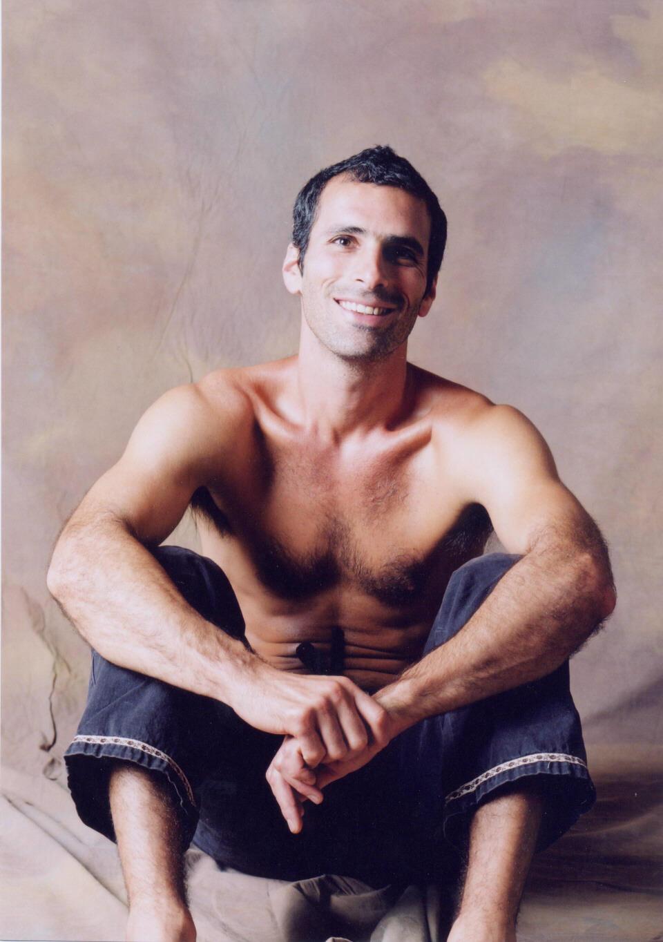 Power Yoga Bryan Kest Smile