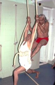 Mr Iyengar light on life Iyengar Yoga