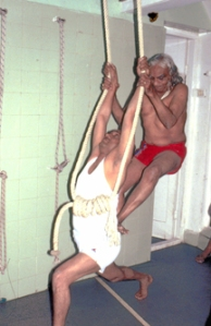 Mr Iyengar light on life Iyengar Yoga
