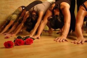 Yoga dancing music