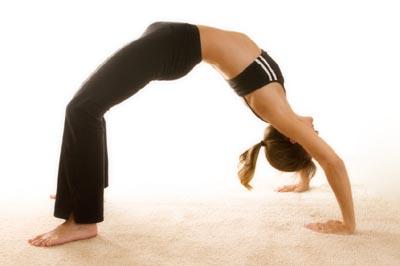 """urdhva dhanurasana """"wheel"""" yoga pose"""