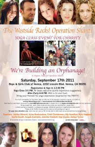 Operation Shanti Fundraiser